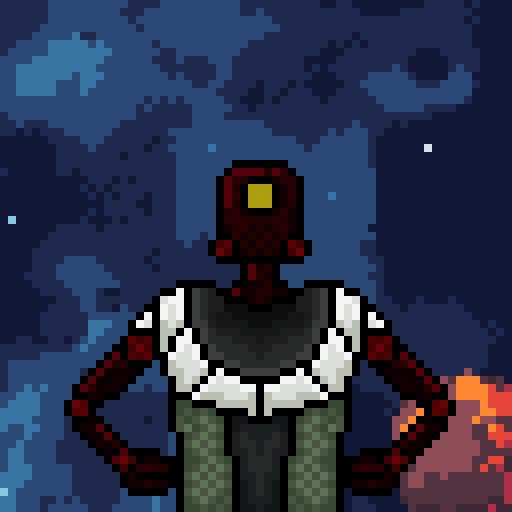 Pixelinvader #122